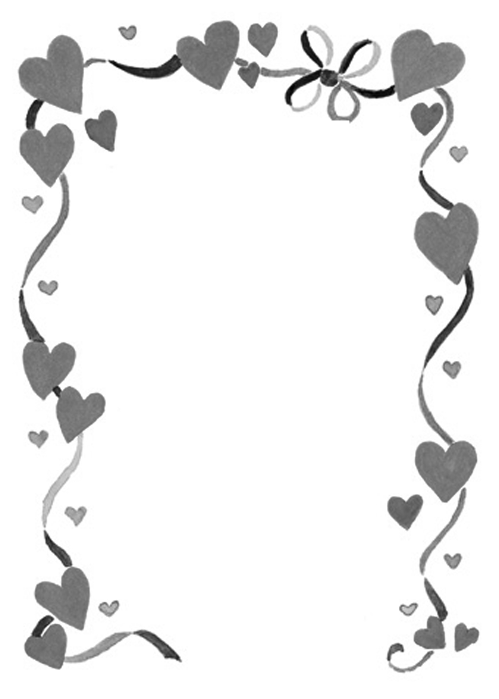 Wedding Clipart Borders for Free Download.