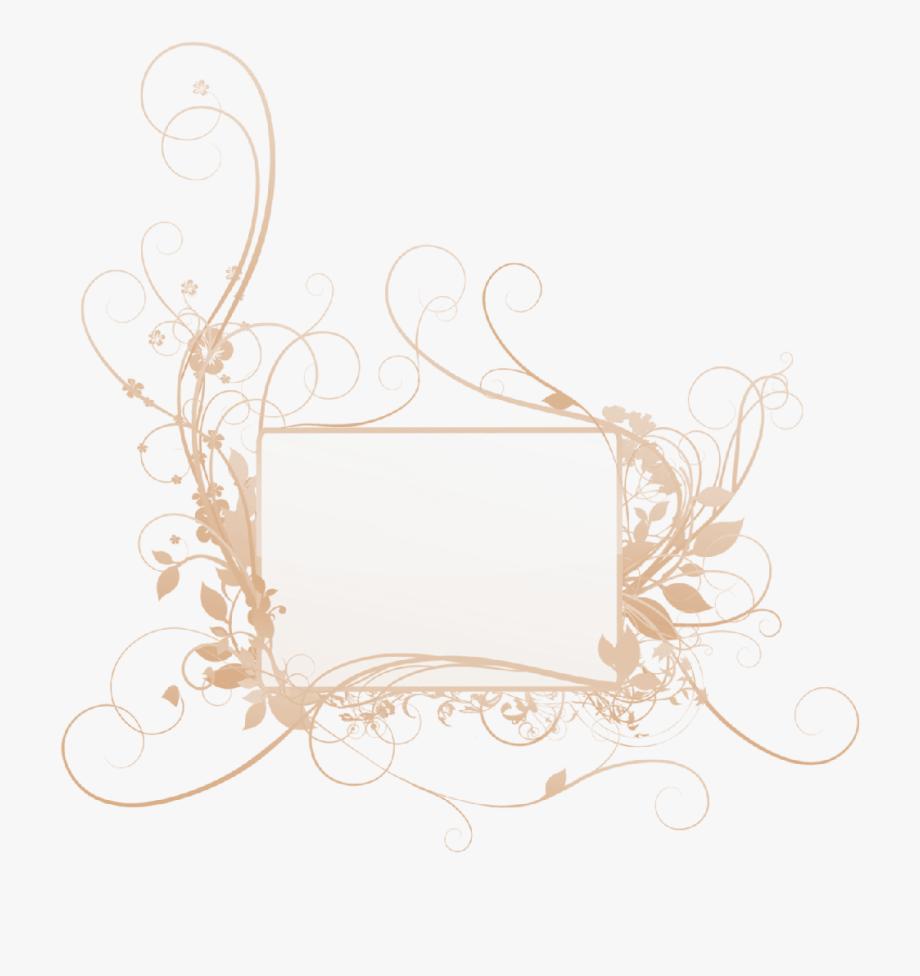 Design Clipart Wedding Cute Borders Vectors Animated.