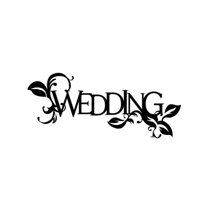 Wedding Graphics SVG Dxf EPS Png Cdr Ai Pdf Vector Art Clipart instant  download Digital Cut Print File.
