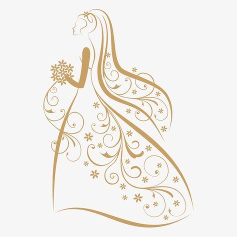 wedding clipart logo download #4