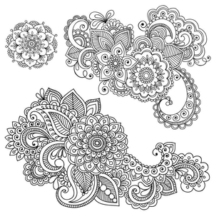 Indian Wedding Clipart Fonts Free Download.