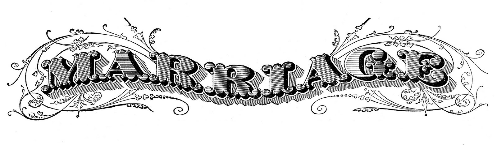 Free Wedding Cliparts Typography, Download Free Clip Art.