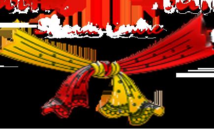 Hindu Wedding Clipart Color.