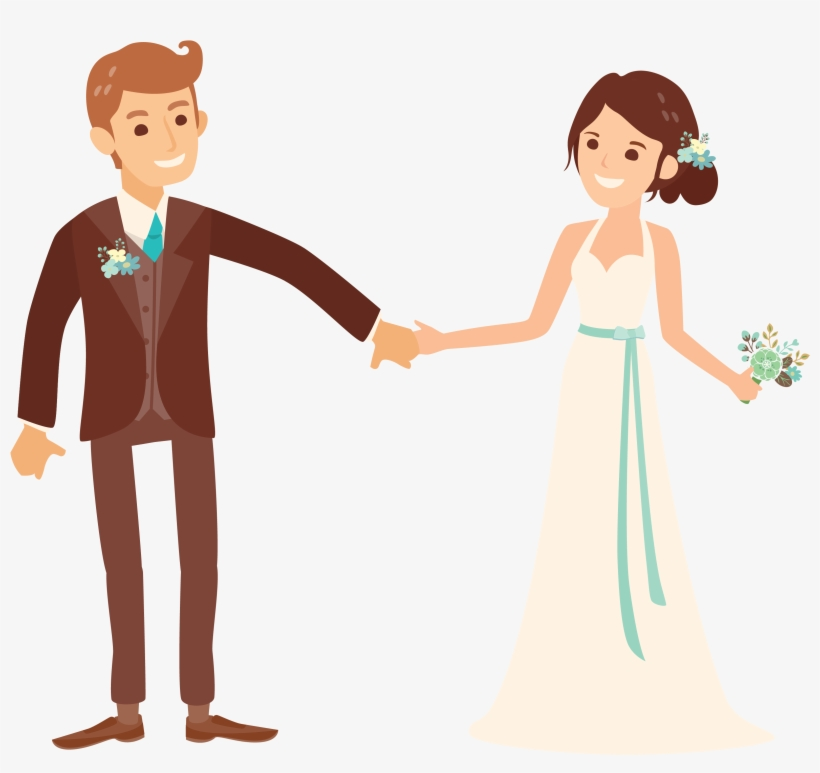 Person Clipart Wedding.
