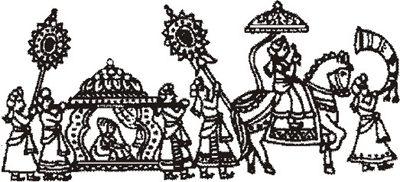 Wedding Clipart Indian Doli.