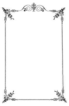 Printable royal border. Free GIF, JPG, PDF, and PNG downloads at.