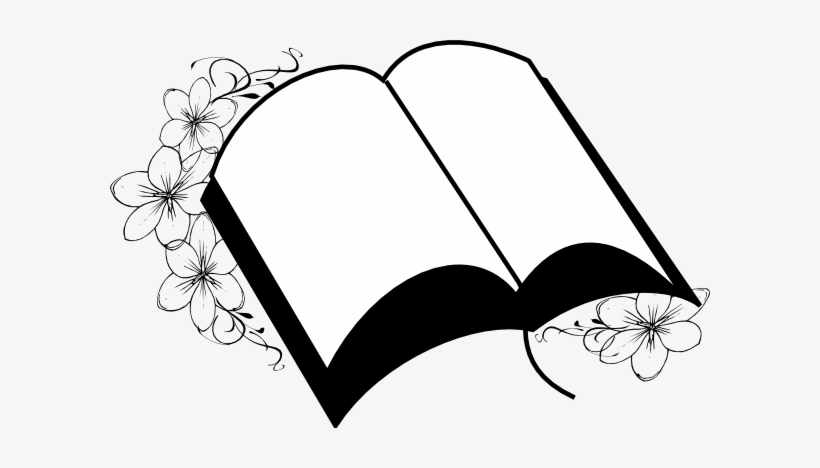 Wedding Flower Bible Clip Art At Clker.