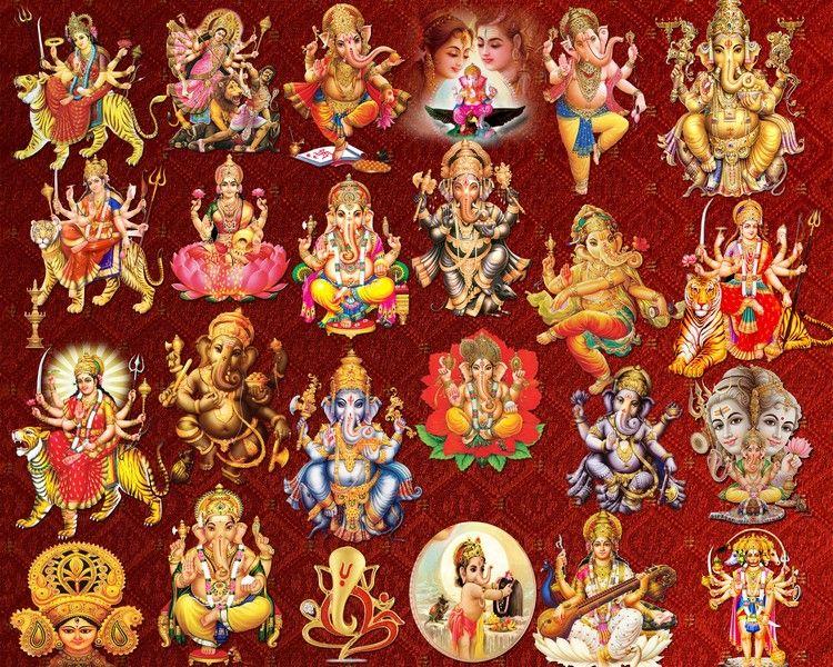 Hindu+God.