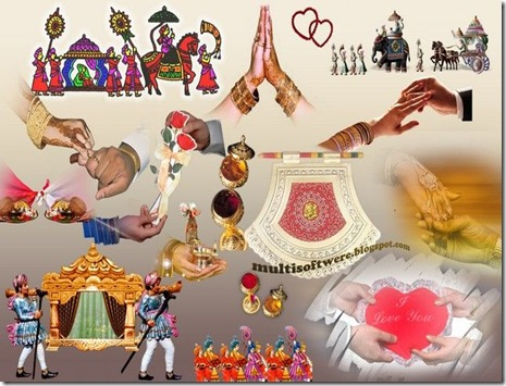 Indian wedding clipart psd free download 8 » Clipart Station.