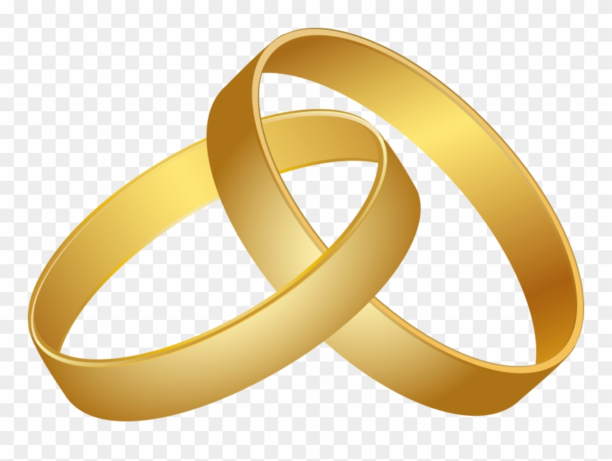 Clipart Freeuse Wedding Gold Png Clip.