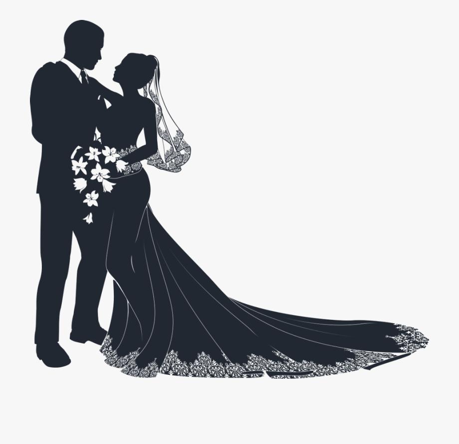Bride Clipart Wedding Couple.