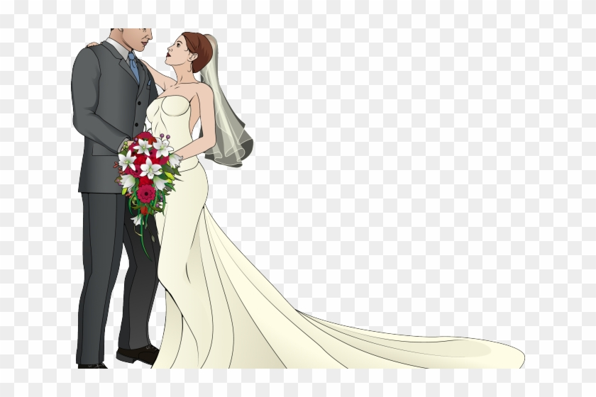 Couple Clipart Marriage.