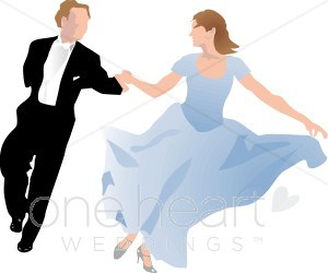 Wedding couple dancing clipart » Clipart Portal.
