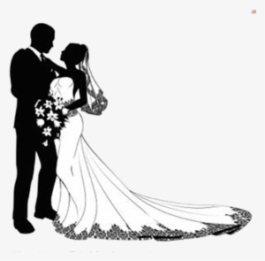 Wedding Couple PNG, Transparent Wedding Couple PNG Image.