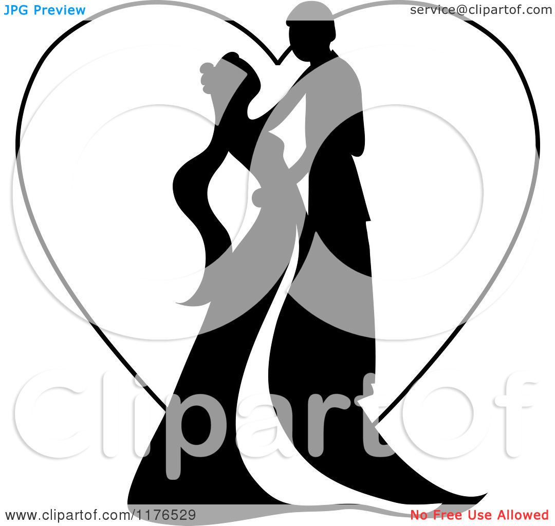 Wedding Couple Images Clip Art.