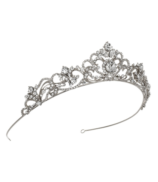 Pin on Fabulous Tiaras for your Wedding or Quinceanera.