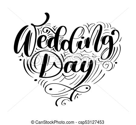 Wedding day clipart 1 » Clipart Station.