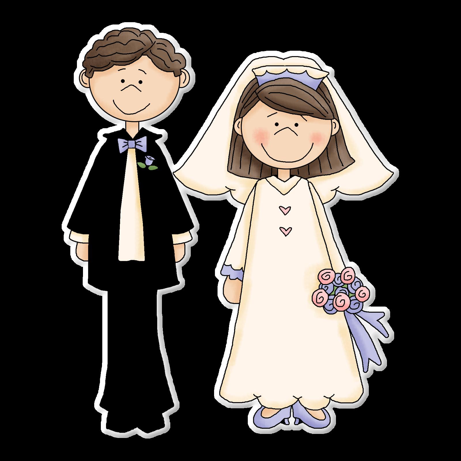 Wedding Day Clip Art..