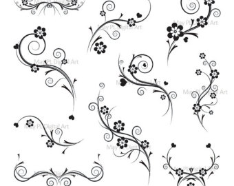 Wedding Decorations Clipart.