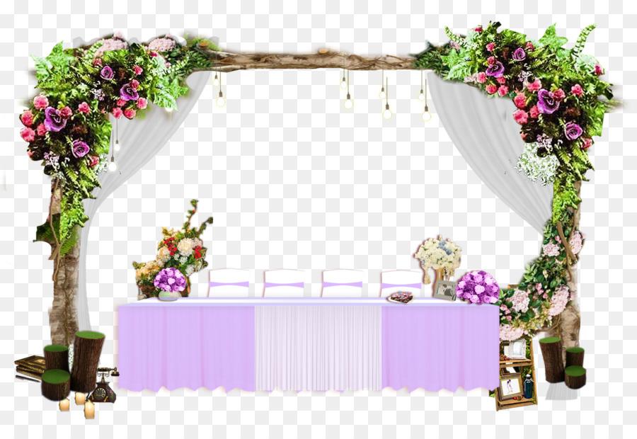 Wedding Background Frame png download.