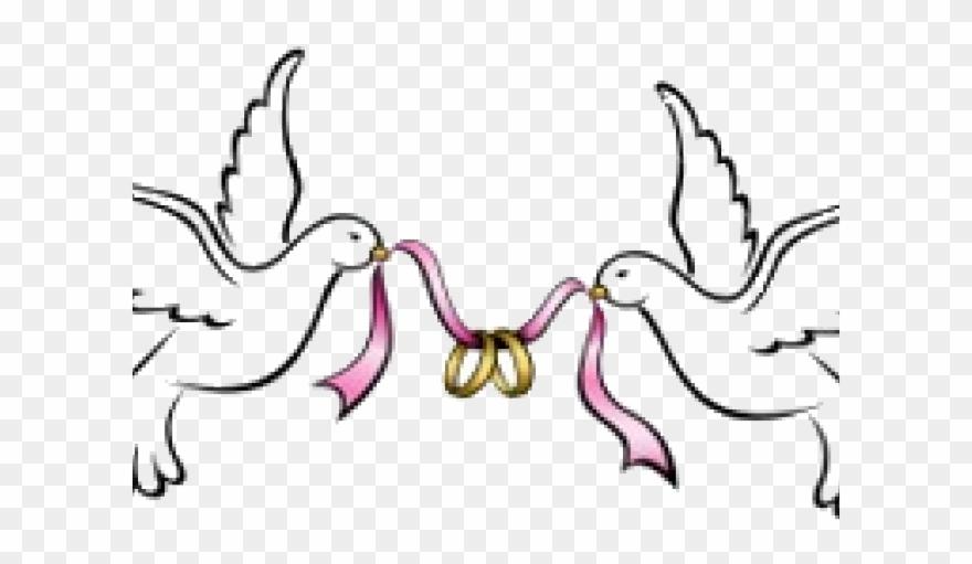 Dove Clipart Wedding.