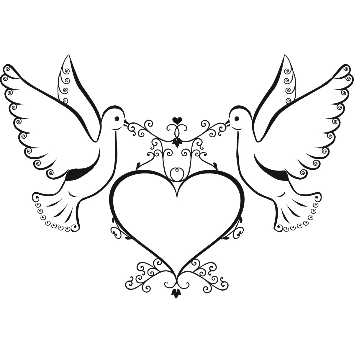 Free Pictures Of Two Doves, Download Free Clip Art, Free.