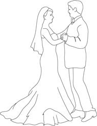 Wedding Clipart.