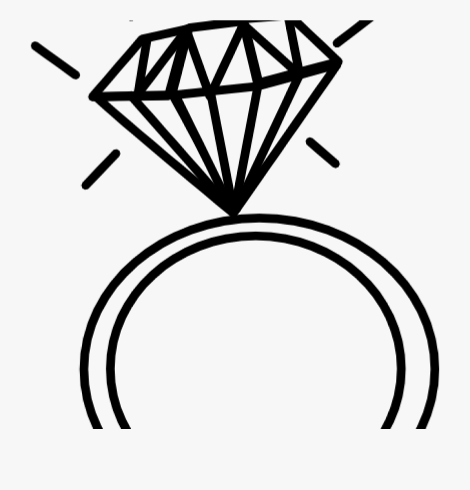 Ring Clipart Wedding Ring Drawings Clipart Best Clipart.