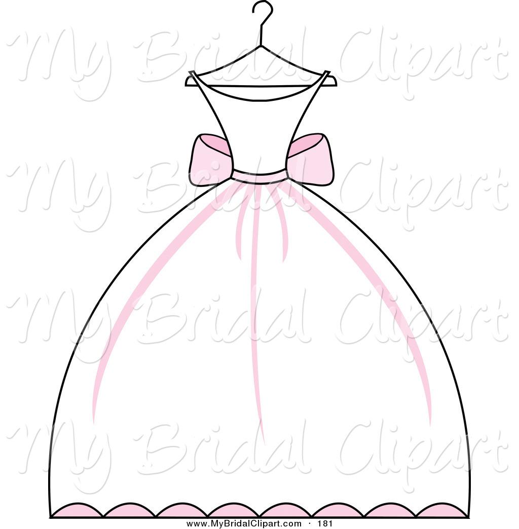 25+ Wedding Dress Clip Art.