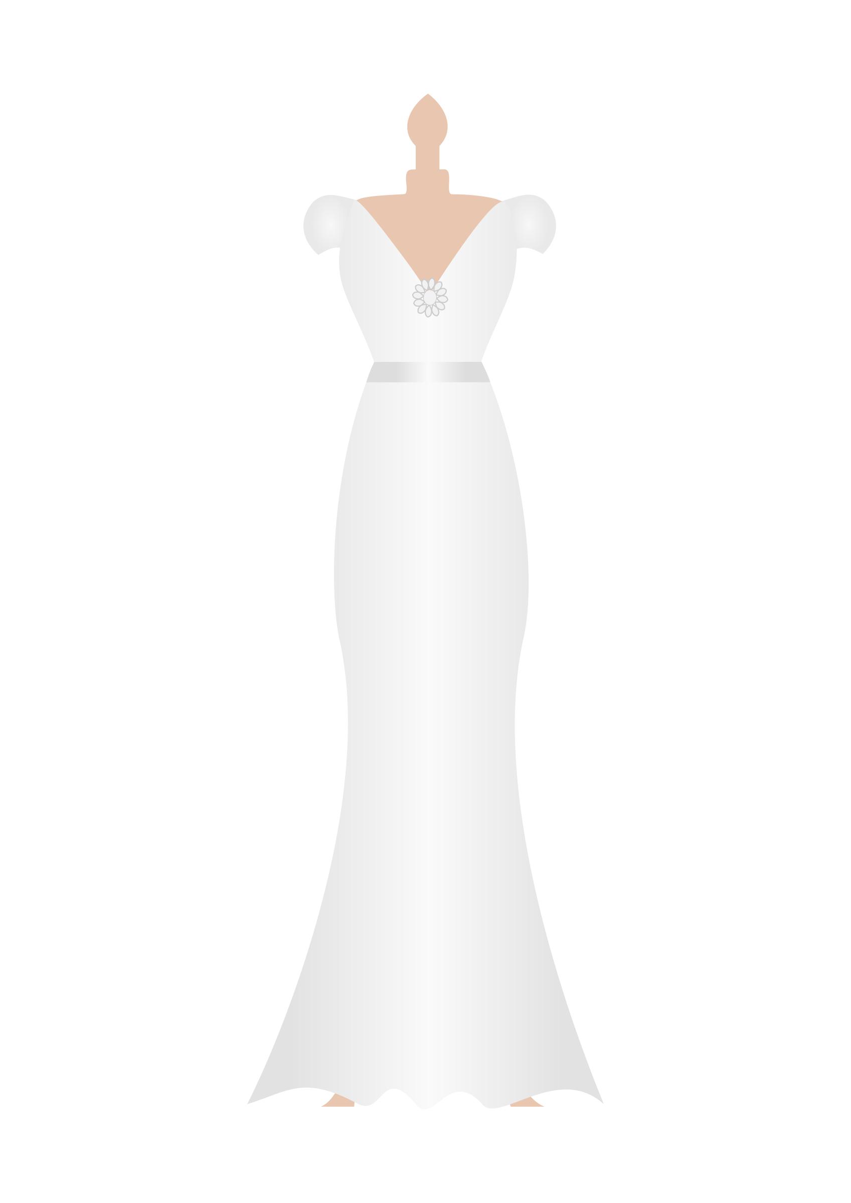 Wedding Dress And Tux PNG Transparent Wedding Dress And Tux.