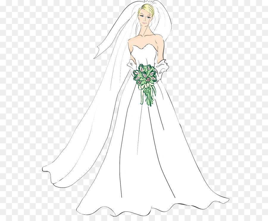 Wedding Flower Background clipart.