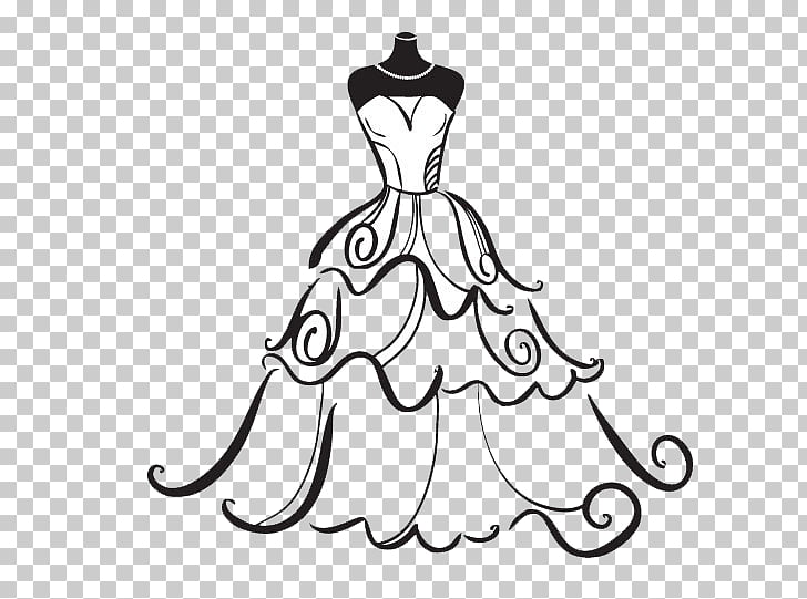 Wedding dress Bride , Jane pen wedding PNG clipart.