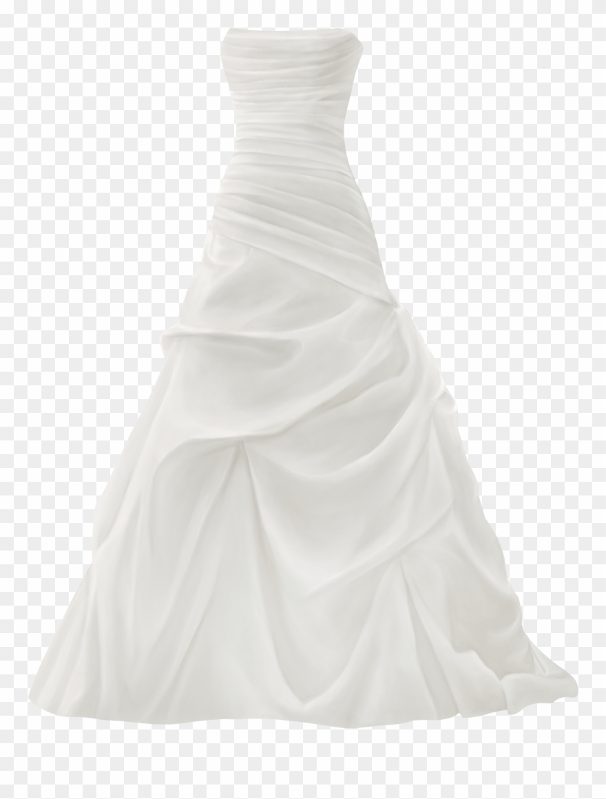 Wedding dress PNG Images.