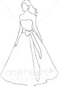 Similiar Bridal Gown Outline Keywords.