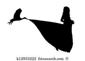 Wedding dress train Illustrations and Clip Art. 23 wedding dress.