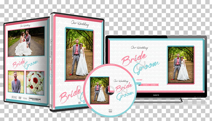 Advertising Frames, Weddings Dvd Covers PNG clipart.