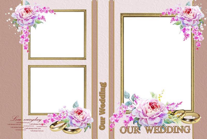 Wedding dvd cower psd + Wedding dvd disk psd for wedding.