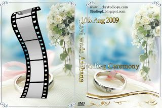 27 Wedding DVD Cover Psd Templates Free Download in 2019.