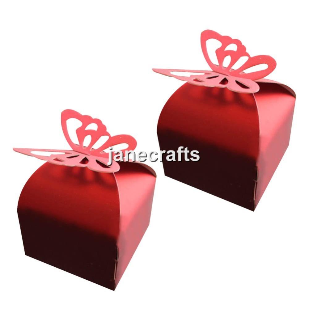 Wedding Favor Box Birthday.