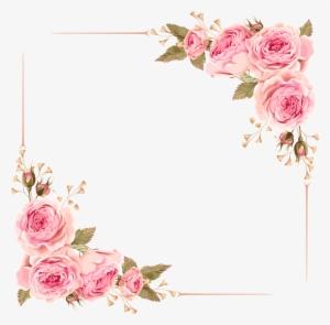 Wedding Flowers Border PNG & Download Transparent Wedding.