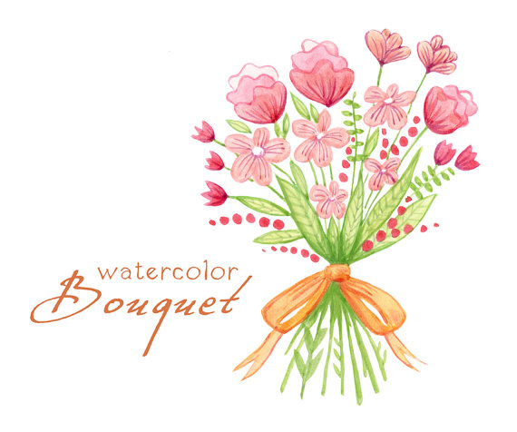 Free Bridal Bouquet Cliparts, Download Free Clip Art, Free.