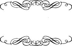 Free Wedding Clipart Flourishes.