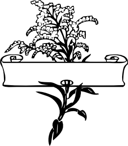 Wedding Flower Clip Art.