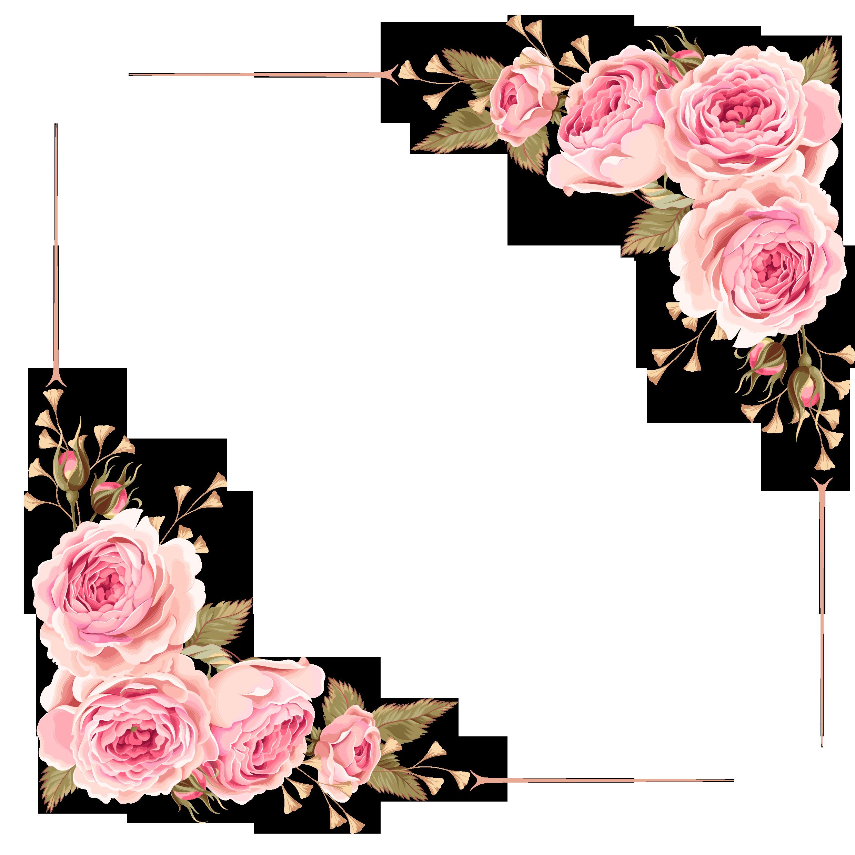 Flowers clipart wedding invitation, Flowers wedding.