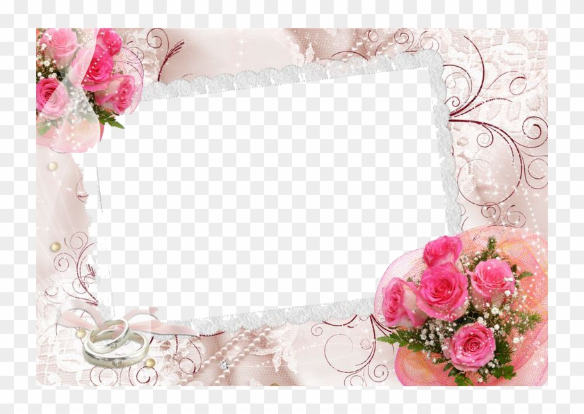 Wedding Frame Png.
