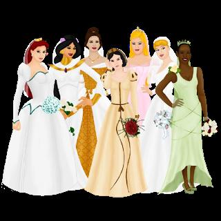 Disney Wedding Guests.