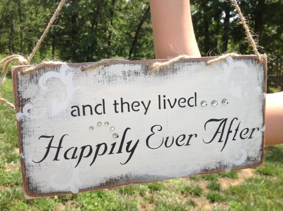 And They Lived Happily Ever After, Weddings, Wedding Decor.