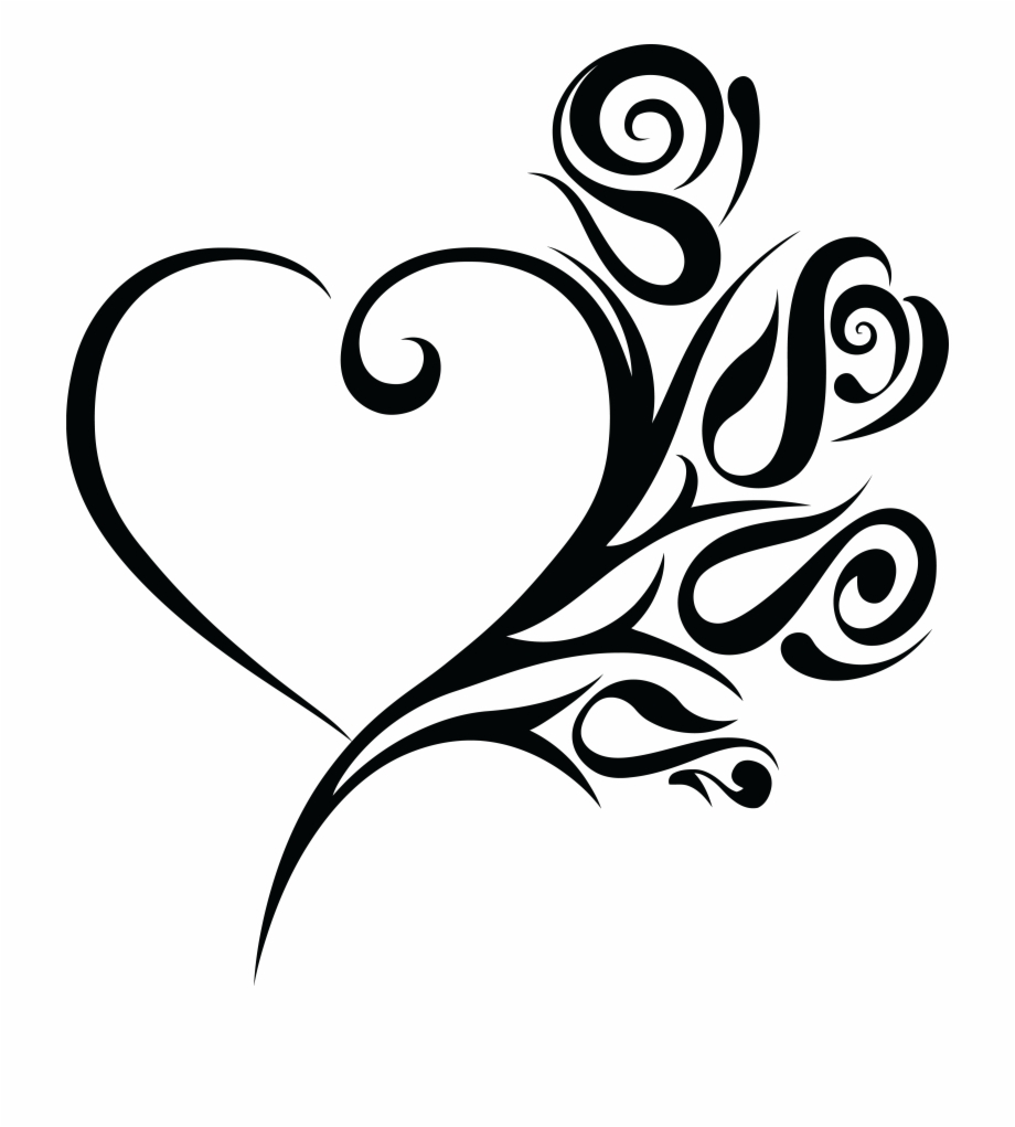 Hearts Clipart Wedding.