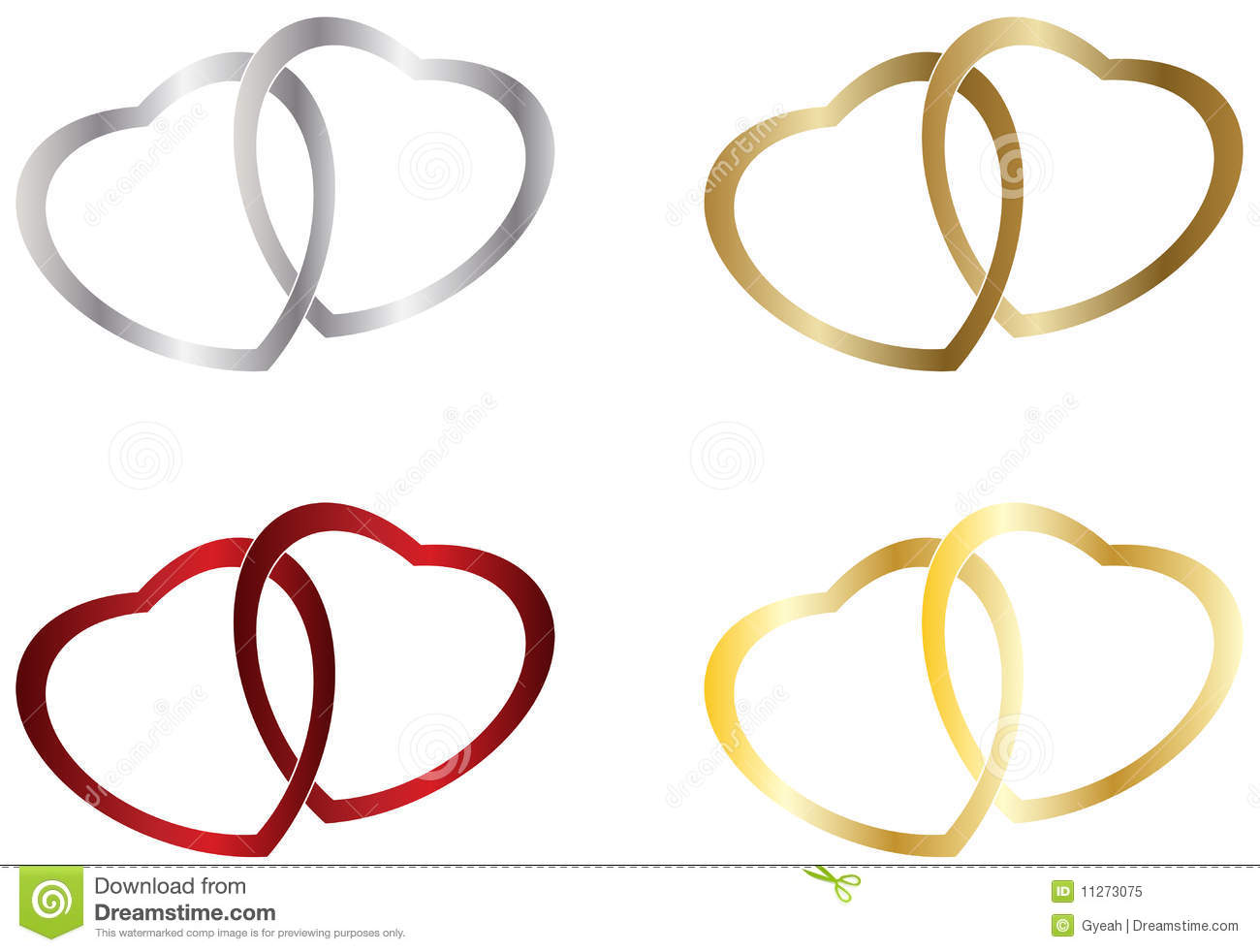Wedding Hearts Clipart wedding heart clipart ...