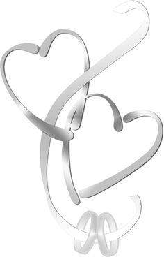 Wedding Heart Clipart Free.